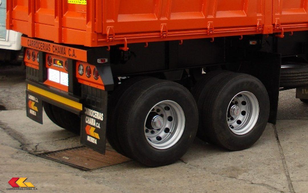 Presión de Inflado de cauchos para Transporte Pesado